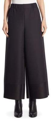 Issey Miyake Cosmic Ripple Wide-Leg Pants