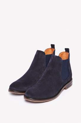 Jack Wills Sharnbrook Suede Chelsea Boots