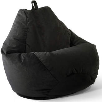 Hudson Ind. Microfiber Beanbag Chair