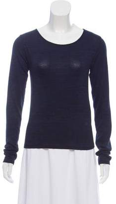 Rag & Bone Oversize Long Sleeve Top
