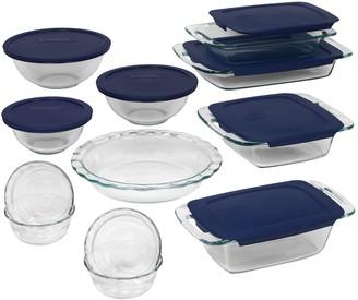 Pyrex Easy Grab 19-pc. Bakeware Set