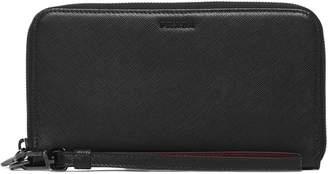 Prada Classic Zip-around Wallet