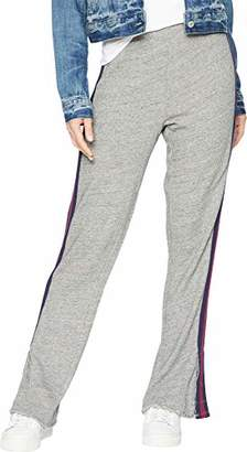 Splendid Women's Colorblock Wide Leg Active Pants
