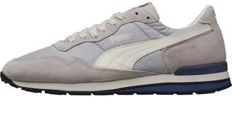 120a90cbbf664d at MandMDirect.com · Puma Mens Rainbow SC Trainers Grey White Blue