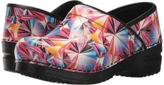 Sanita Original Professional Geo Women's Clog Shoes