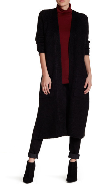 Willow & Clay 2 Pocket Long Sleeve Knit Cardigan