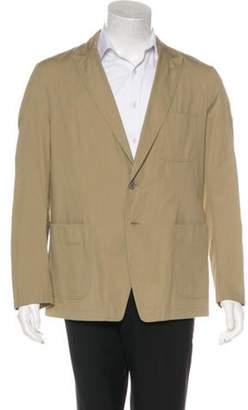 Ann Demeulemeester Deconstructed Sport Coat w/ Tags tan Deconstructed Sport Coat w/ Tags