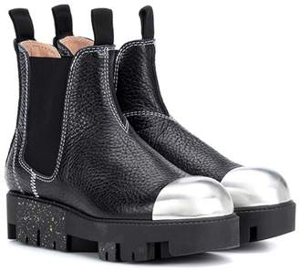 Acne Studios Tillay leather ankle boots