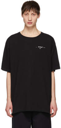 Off-White Off White Black 3D Marker T-Shirt