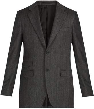 Stella McCartney Herringbone wool jacket