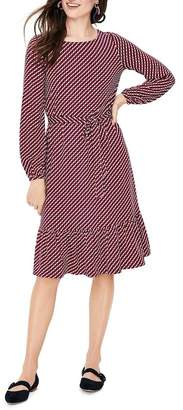 Boden Holly Print Jersey Dress