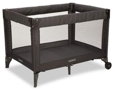 Cosco Cosco® Funsport® Playard in Black Arrows