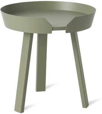 Muuto Around small coffee table - Dusty Green