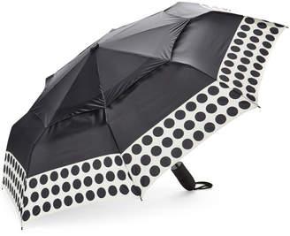 ShedRain Black Spot Auto Open Umbrella
