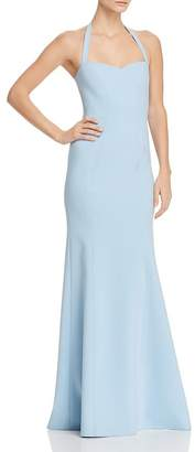 LIKELY Serrino Halter Gown