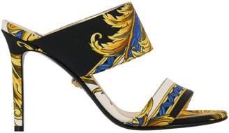 Versace Heeled Sandals Shoes Women