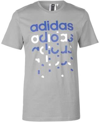 Fragment Linear T Shirt Mens