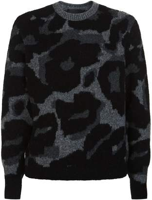 Stella McCartney Leopard Print Sweater