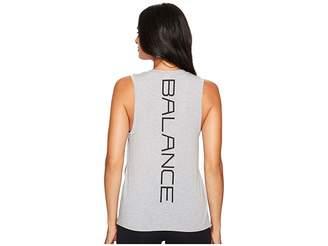 New Balance Graphic Layering Tank Top Women's Sleeveless