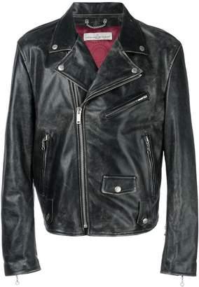 Golden Goose Chiodo Golden biker jacket