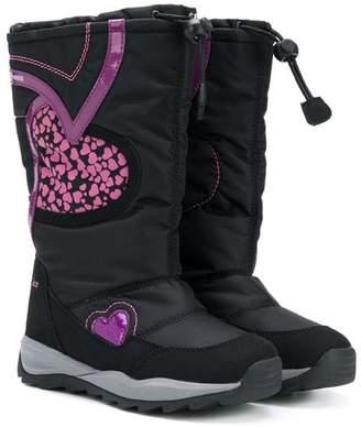 Geox Kids Heart snow boots
