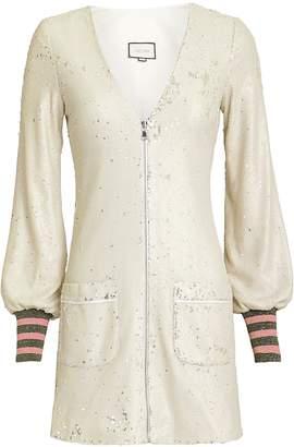 Alexis Astor Sequin Mini Dress