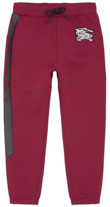 Burberry Panelled Sweatpants