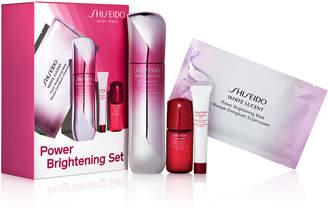 Shiseido 4-Pc. Power Brightening Set
