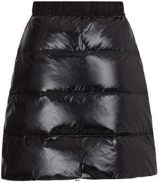 Moncler Short padded skirt