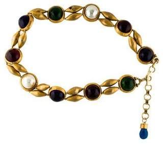 Chanel Gripoix Waist Belt
