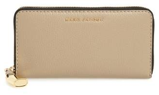 Marc Jacobs The Grind Standard Continental Wallet