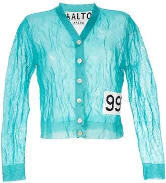 Aalto short cardigan