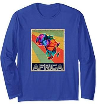 Vintage Africa Gift Long Sleeve