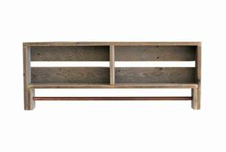 Millwood Pines Cole Original Towel Rack Floating Shelf Millwood Pines