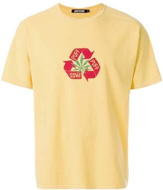 Adaptation oversized slogan T-shirt
