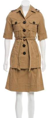 Marc by Marc Jacobs Cargo Skirt Set