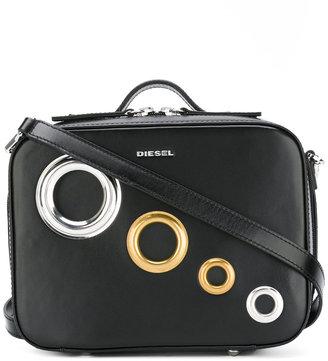 Diesel shoulder bag $373.93 thestylecure.com