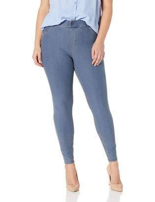 Hue Women's Essential Denim Leggings, XL