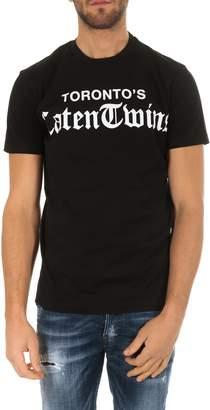 DSQUARED2 Caten Print T-shirt