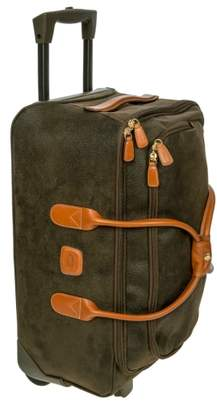 Bric's Life Collection 21-Inch Rolling Duffel Bag