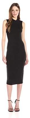 KENDALL + KYLIE Women's Twisted Body-con Dress, XS