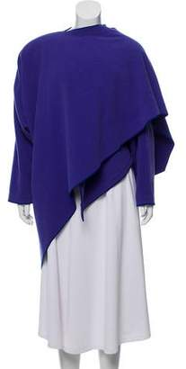 CALLA Asymmetrical Long Sleeve Sweater
