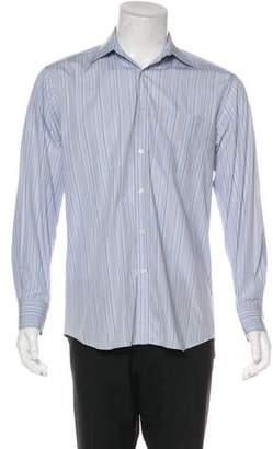 Paul Smith Striped Dress Shirt