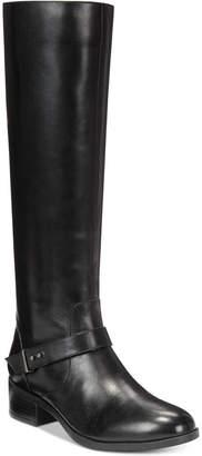 Bandolino Bloema Wide-Calf Riding Boots Women's Shoes