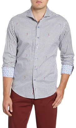 Robert Graham Norma Jean Regular Fit Check Button-Up Shirt
