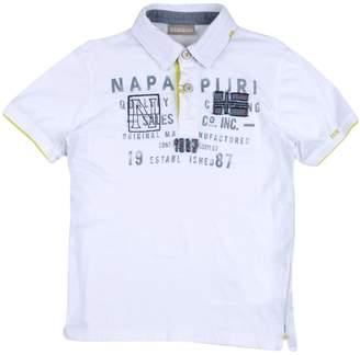 Napapijri Polo shirts - Item 37968630JU