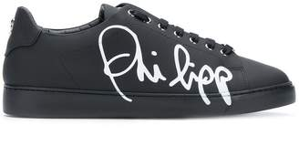 Philipp Plein Signature low top sneakers