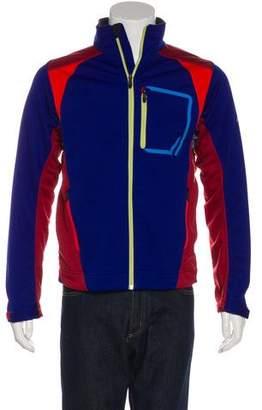 Columbia Colorblock Omni-Heat Jacket