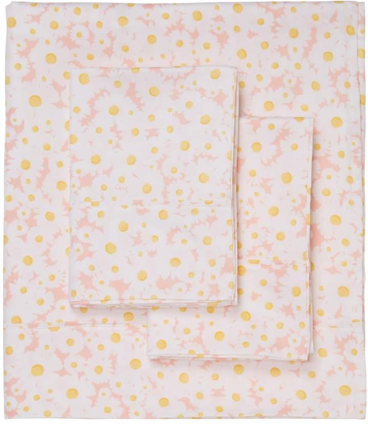 Daisy Cotton Sheet Set