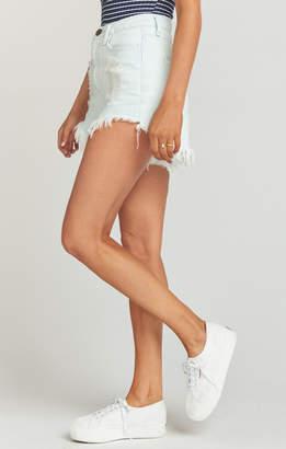 Show Me Your Mumu Superga ~ 2790 Platform Sneakers ~ White